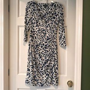 Ralph Lauren 3/4 Sleeve Sheath Dress NWOT